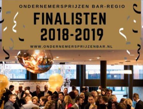 Stem op een van de finalisten van de BAR ondernemersprijs
