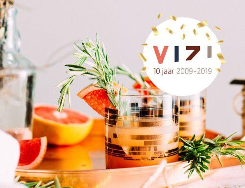 TIEN. Het jubileum magazine van ViZi 2009 – 2019