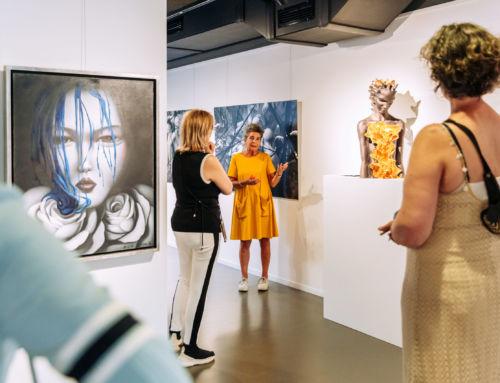 VERSLAG EVENT 'Netwerken en kunst': door Wilma Kouters